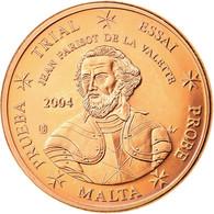 Malte, Fantasy Euro Patterns, 5 Euro Cent, 2004, SPL, Cuivre - EURO