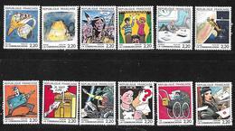 La Communication Série N° Yvert 2503 / 2514 NSC** - Francia
