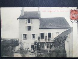 52, Luzy Sur Marne, Grande Rue ,une Maison Bourgeoise En 1911,près De L'ancienne Boucherie Charcuterie.....rare - Francia