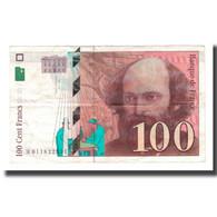 France, 100 Francs, Cézanne, 1997, SUP, Fayette:74.01, KM:158a - 1992-2000 Ultima Gama