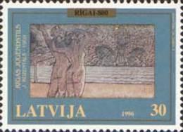 Latvia 1996  800th Anniversary Of Riga. Mi  443 - Lettonie