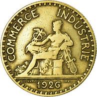 Monnaie, France, Chambre De Commerce, 2 Francs, 1926, Paris, TB+ - France