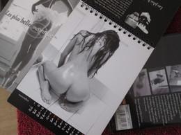 CAGI1 : DVD HERVE LEWIS (le Photographe D'Aubade ....) LES PLUS BELLES INCONNUES DE PARIS + Calendrier A5 - Erotica (...-1960)