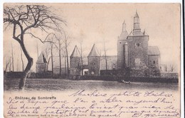 Sombreffe Cpa Château Anno 1901 - Sombreffe