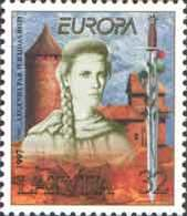 Latvia 1997 Europa.Tales And Legends. Mi 453 - Lettonie