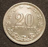 ARGENTINE - 20 CENTAVOS 1912 - KM 36 - Argentina - Argentine