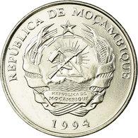 Monnaie, Mozambique, 50 Meticais, 1994, Royal Mint, TTB+, Nickel Clad Steel - Mozambique