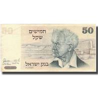 Billet, Israel, 50 Sheqalim, 1980, 1980, KM:46a, TTB - Israel