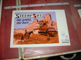 X-libris   287/375   Steenfort - Ex-libris