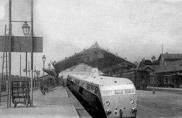CPM- SAINT GERMAIN Des FOSSES -   Autorail Bugatti.- - Francia
