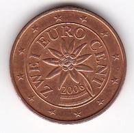 2006 EURO 0,02 - Austria