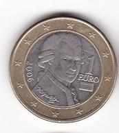 2006 EURO 1,00 - Austria
