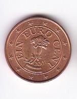 2007 EURO 0,01 - Austria