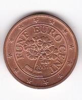 2007 EURO 0,05 - Austria