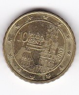 2007 EURO 0,10 - Austria