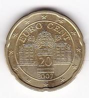 2007 EURO 0,20 - Austria