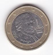 2007 EURO 1,00 - Austria