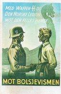 DC1796 - Adolf Hitler WW2 Propaganda Waffen SS Soldaten Uniform REPRO - War 1939-45