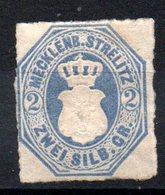 MECKELNBOURG-STRELITZ - YT N° 5 - Neuf * - Cote: 50,00 € - Mecklenburg-Strelitz