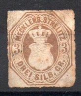 MECKELNBOURG-STRELITZ - YT N° 6 - Neuf Sg - Cote: 50,00 € - Mecklenburg-Strelitz