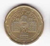 2009 EURO 0,20 - Autriche