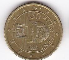2009 EURO 0,50 - Autriche