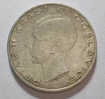 YUGOSLAVIA 20 DINARA 1938 SILVER, ARGENT. BEL ETAT. YOUGOSLAVIE - Yugoslavia