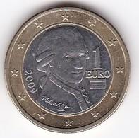 2009 EURO 1,00 - Autriche