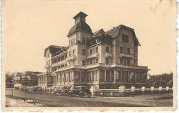 COQ S/MER : Le Grand Hôtel - RARE CPA - Cachet De La Poste 1932 - De Haan