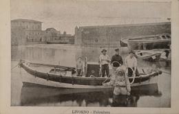 Italy // Livorno // Palombaro (diver) Ca 1900 Rare - Livorno