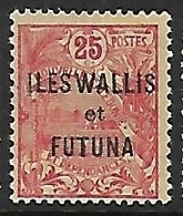 WALLIS-ET-FUTUNA N°8 N* - Wallis Und Futuna