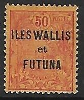 WALLIS-ET-FUTUNA N°13 N* - Wallis Und Futuna