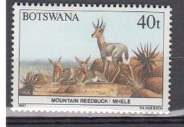 BOTSWANA      1987           N °  565       COTE     3 € 50       ( Q 432 ) - Botswana (1966-...)