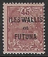 WALLIS-ET-FUTUNA N°12 N* - Wallis Und Futuna