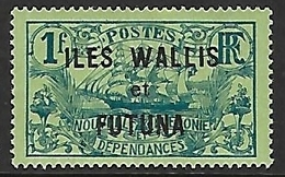 WALLIS-ET-FUTUNA N°15 N* - Wallis Und Futuna