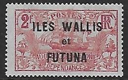 WALLIS-ET-FUTUNA N°16 N* - Wallis Und Futuna