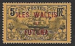 WALLIS-ET-FUTUNA N°17 N* - Wallis Und Futuna
