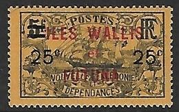 WALLIS-ET-FUTUNA N°31 N* - Wallis Und Futuna