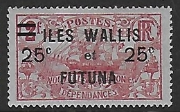 WALLIS-ET-FUTUNA N°30 N* - Wallis Und Futuna
