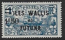 WALLIS-ET-FUTUNA N°36 N* - Wallis Und Futuna
