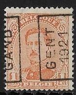 Gent  1921   Nr. 2637AII - Préoblitérés