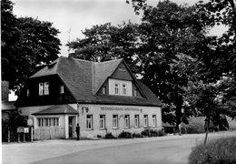 DC1555 - Geyer Teichschänke Greifental - Geyer