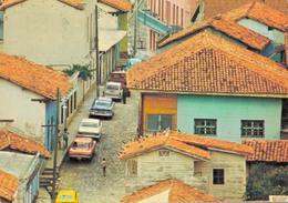 HONDURAS - TEGUCIGALPA / BARRIO LA HOYA (avec PHILATELIE) - Honduras