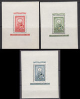 Hongrie 1951 BF Yvert 26 / 28 ** Neufs Sans Charniere Legiposta - Ungebraucht