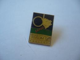 PIN'S PINS PIN PIN's ピンバッジ / FRANCE TELECOM YVELINES 78 YVELINES - France Telecom