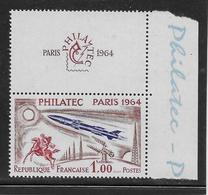 France N°1422 - Neuf ** Sans Charnière - TB - Neufs