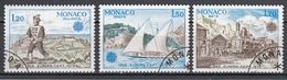 Monaco  Europa Cept 1979 Gestempeld Fine Used - Europa-CEPT