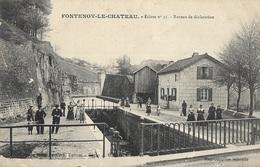 Fontenoy-le-Château - Écluse N° 35 - Bureau De Déclaration - Charmes