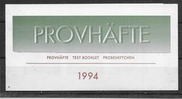 Suède Europa 1994 - Carnet - Neuf ** Sans Charnière - TB - 1981-..