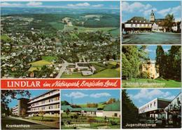 5253 Lindlar Mehrbild                                          / 2716 - Lindlar